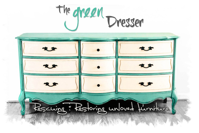 The Green Dresser.