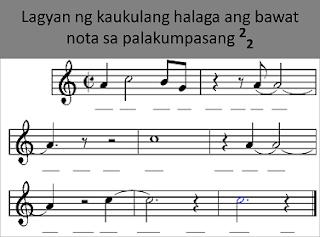 Iba't-Ibang Palakumpasan - Interactive Music Lesson