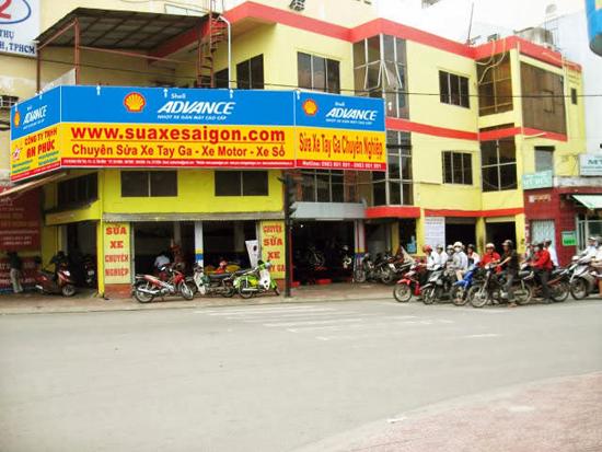 Sửa Xe Sài Gòn - Công ty An Phúc