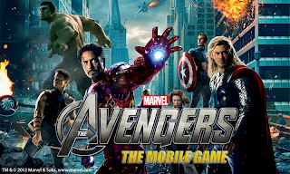 The Avengers [Gameloft] [apk] [Android] [UL-BS]
