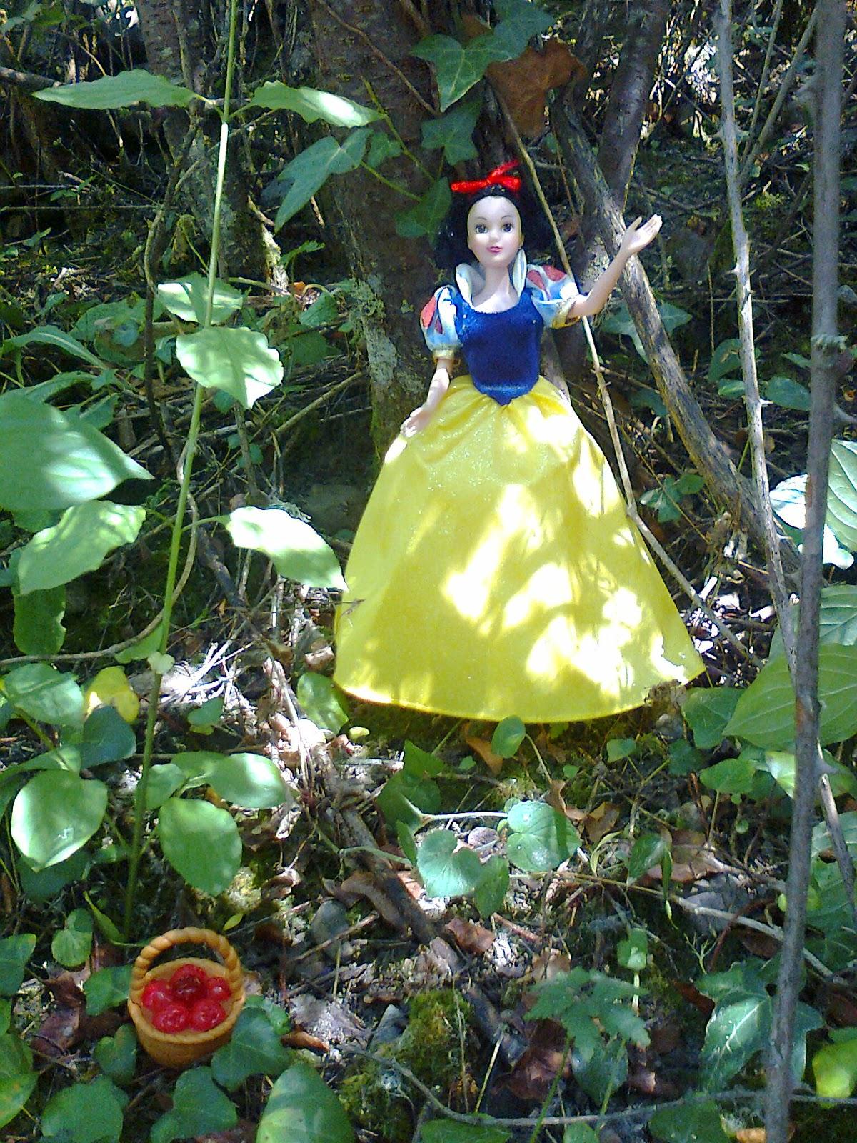 Conejita fashion las mu ecas y los juguetes las grandes aficiones de mi vida - Casa blancanieves simba ...