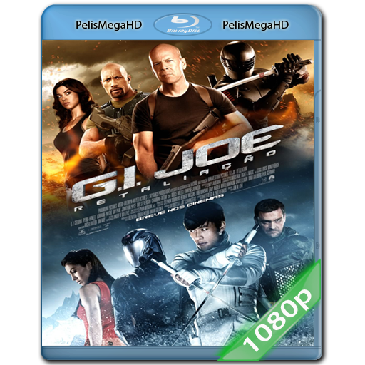 GI JOE 2, LA VENGANZA (2013) 1080P HD MKV INGLES SUB. [V. Extendida]