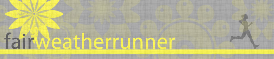 Fair Weather Runner