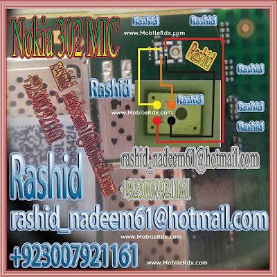 Nokia Asha 302 Mic Problem Solution