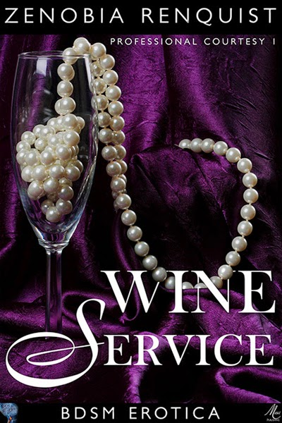 Wine Service by Zenobia Renquist