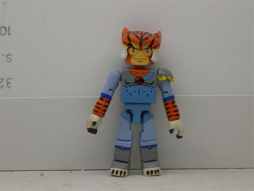 Thundercats Tygra Minimate