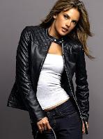 2013 Bayan Deri Ceket ve Mont Modelleri