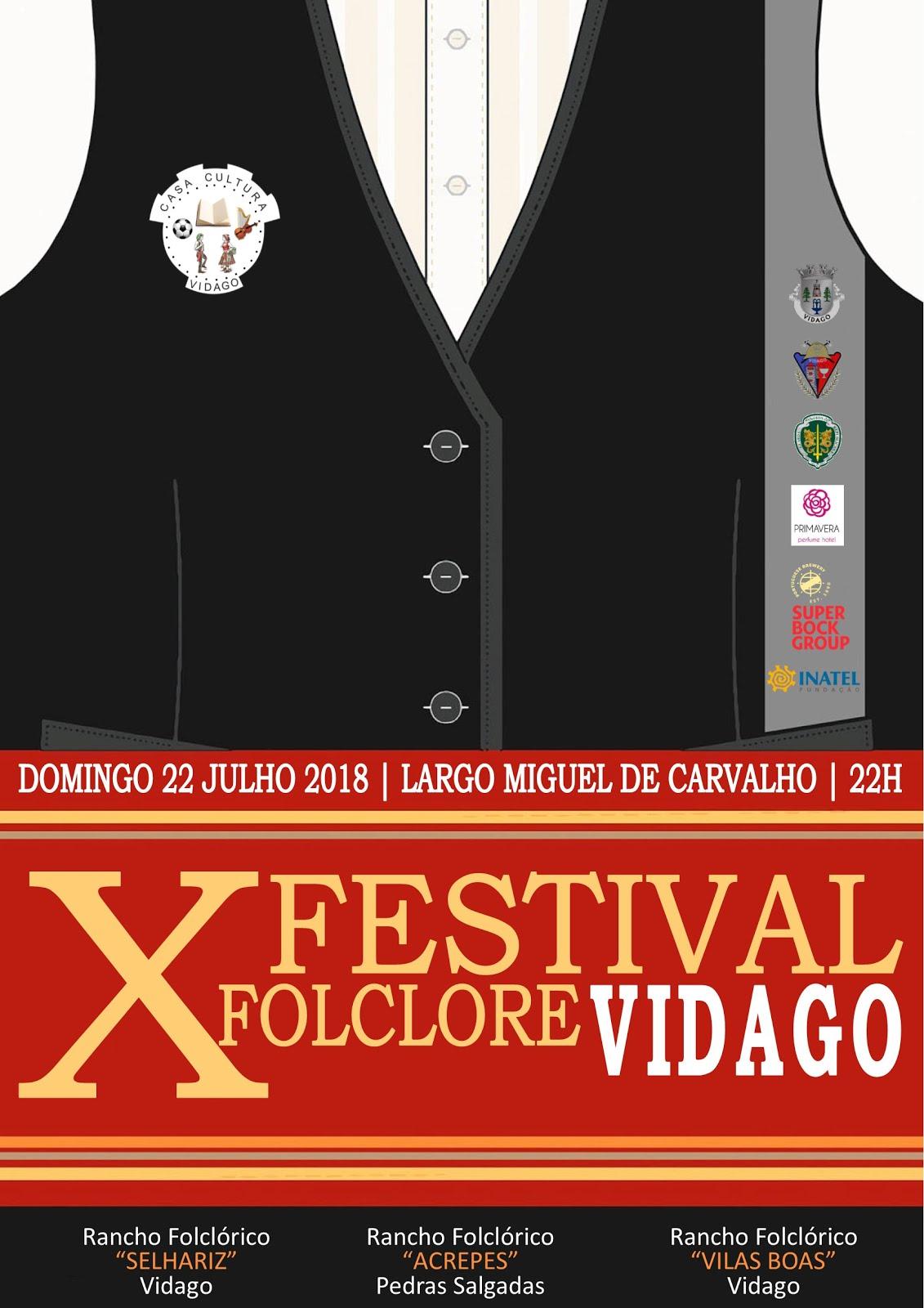 X FESTIVAL DE FOLCLORE