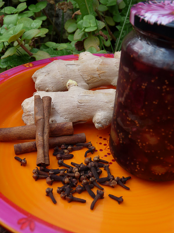 Gourmandise et cuisine chutney aux figues - Cuisine et gourmandise ...