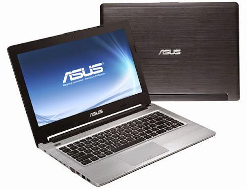Ultrabook Asus S46CA Win 7 32 bits