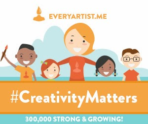 Create an Art Station #creativitymatters