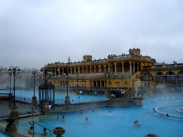 Budapest Hungary Tourist Destinations