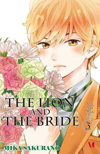 Lion to Hanayome Manga