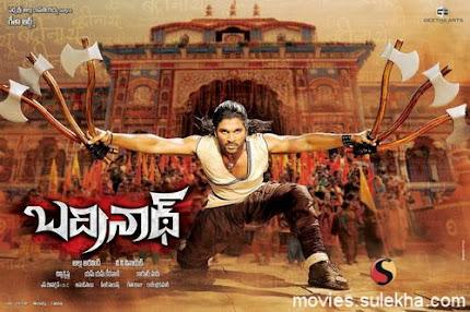 Badrinath movie mp3 songs
