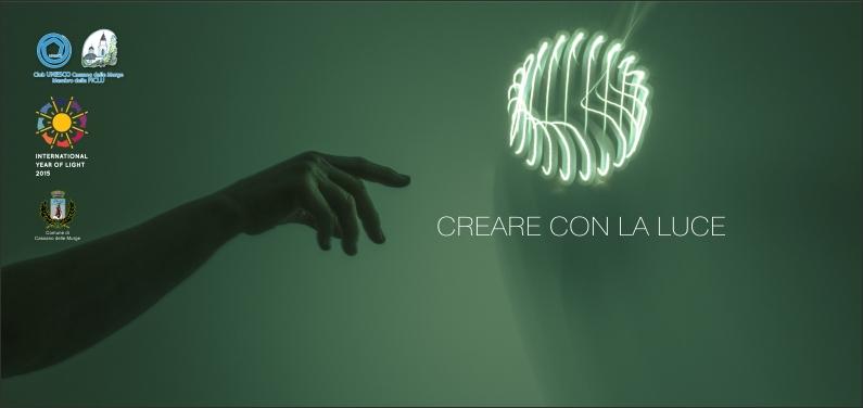 Creare con la luce