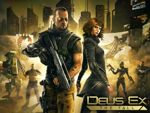 Deus Ex : The Fall - PC BLACKBOX [FREE DOWNLOAD]
