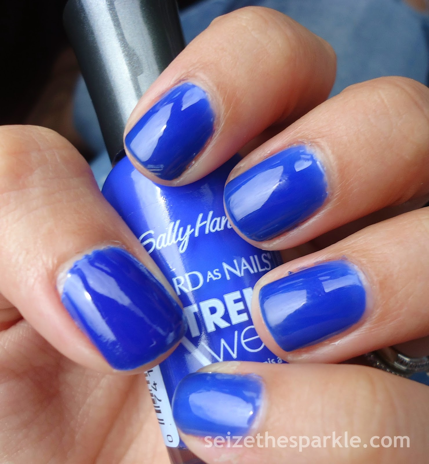 Royal Rage by Sally Hansen