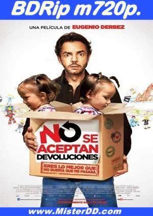 No se aceptan devoluciones (2013) [BDRip m720p.]