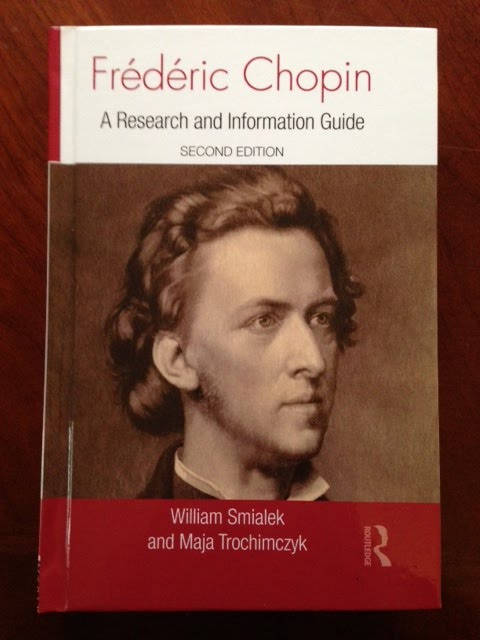 Frederic Chopin - A Research and Information Guide