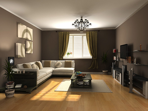 Living Room Paint Colors Interior