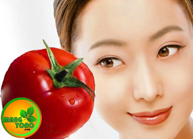 Tips Menghilangkan Bekas Jerawat  Dengan Buah Tomat