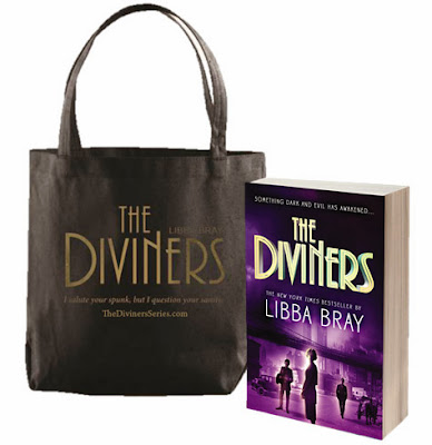 The Diviners book tote