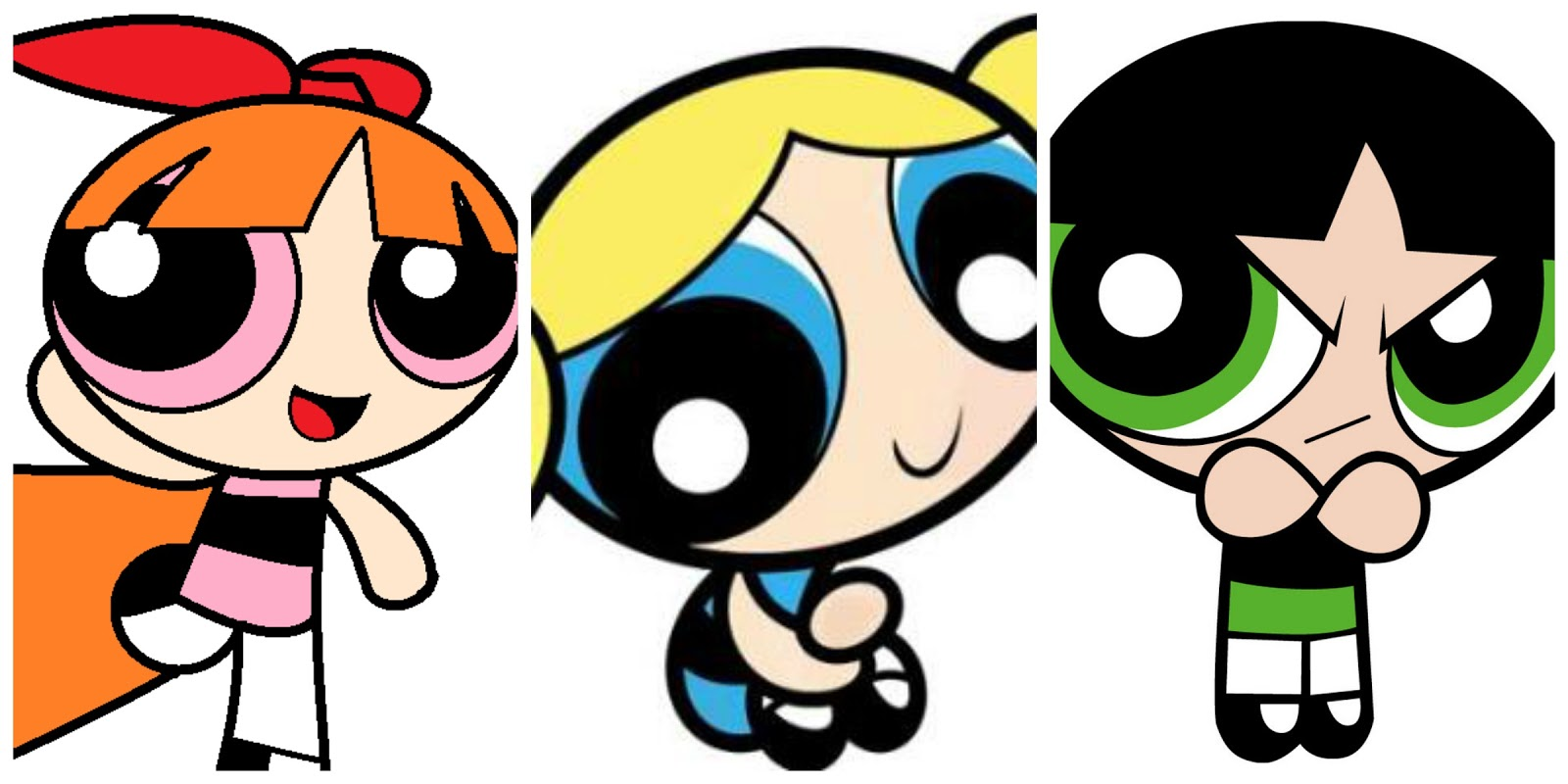 image gallery of powerpuff girls blossom and bubbles buttercup