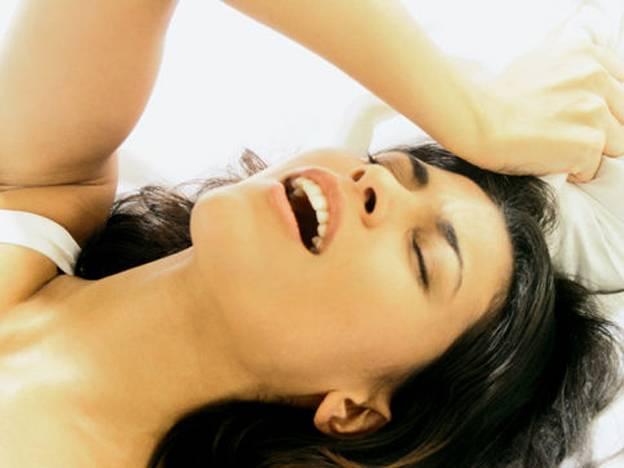 Las mujeres del orgasmo terminan la foto