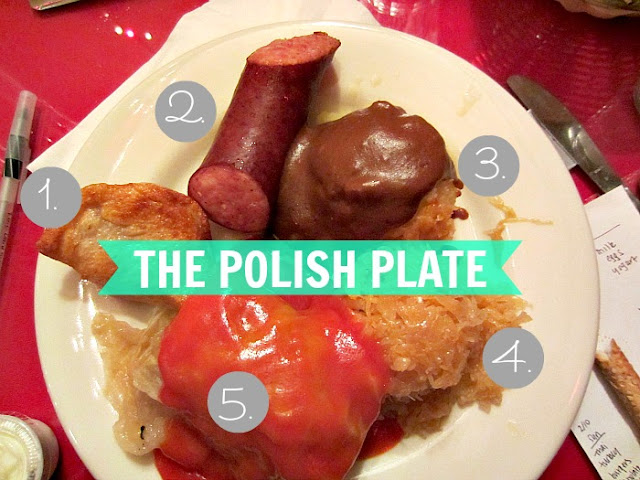 where to eat in detroit, Polish Village Cafe