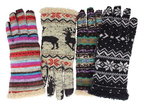 Homespun Cozee Women's Gloves