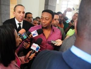 Fiscalía podría pedir otra coerción hoy contra Anthony Santos