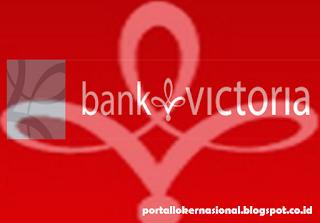 Lowongan Kerja PT. BANK Victoria International, Tbk