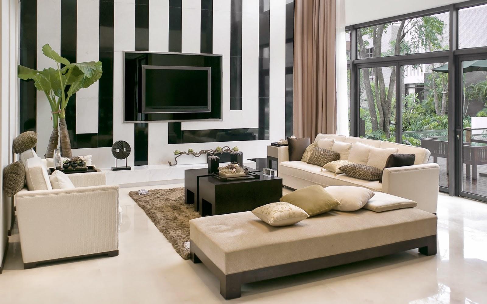 Id es de peinture pour un salon id es d co moderne - Idee de couleur pour un salon ...