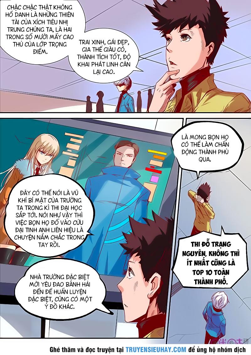 Tu Chân Tứ Vạn Niên trang 3