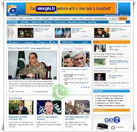 Geo Website New Design