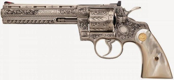 Colt Python Magnum Ctg .357