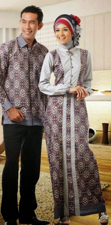 Photo Pasangan Baju Muslim 2015