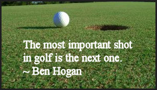golf quotes quotes tree