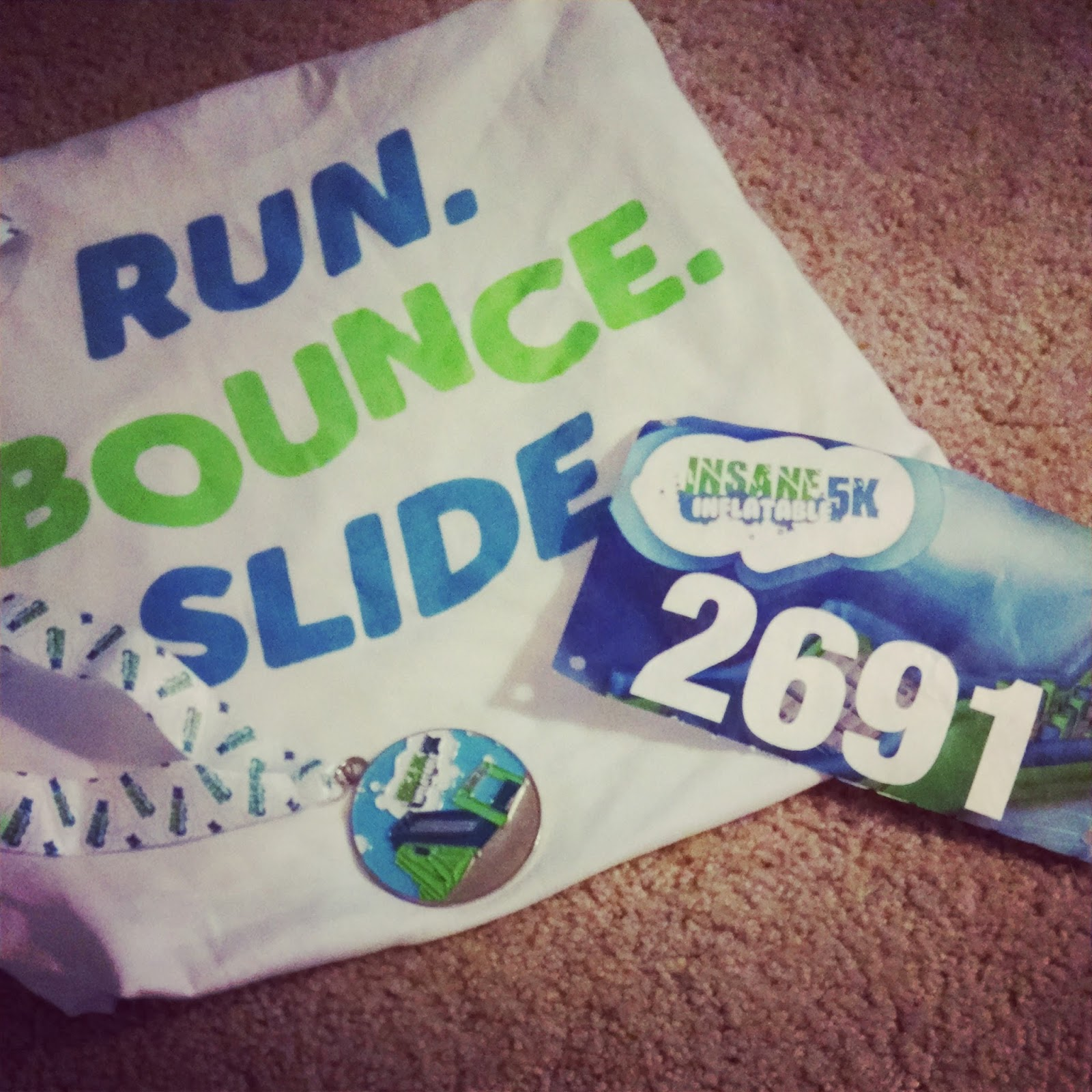 Posted by amanda nyx at 3 52 pm for Insane inflatable 5k shirt
