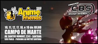 Anime Friends 2015
