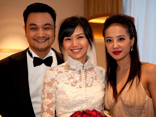 latest news daily stephanie sun wedding nadim van der