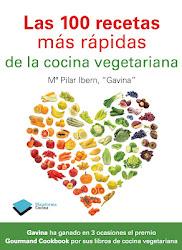 Las 100 recetas mas rápidas de la cocina vegetariana