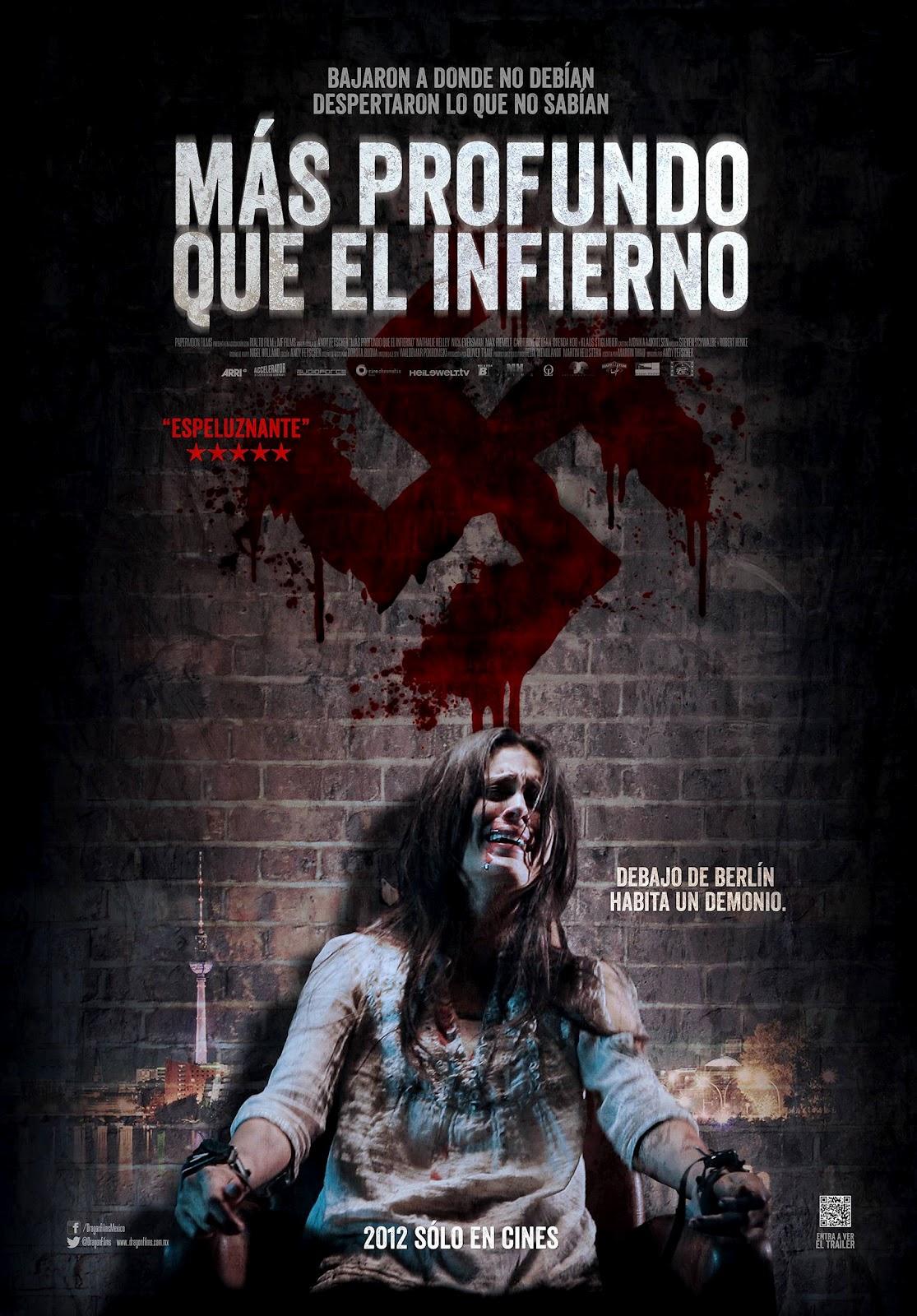 Mas profundo que el infierno (2011)