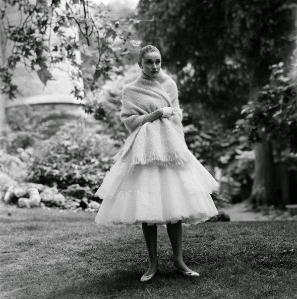 Audrey Hepburn Funny Face Wedding Dress 9 Trend Audrey Hepburn photographed by