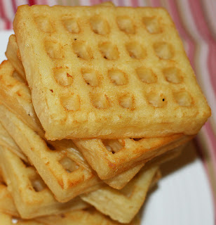 Potato Waffles by Chef zarnak | Creative Recipes