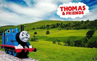 Gambar Kereta Thomas and Friends Terbaru