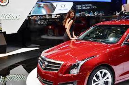 Cadillac ATS 2.0 Turbo 0-60