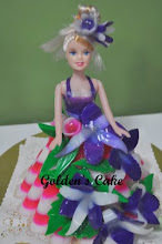 BARBIE DOLL  JELLY WITH SKIRT