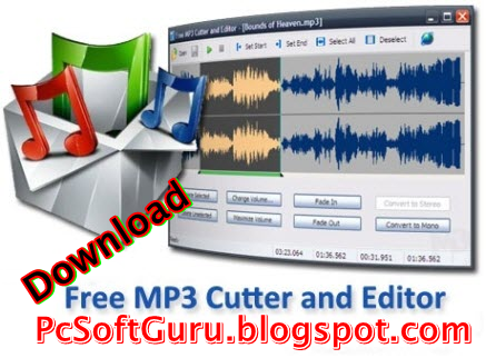 Free MP3 Cutter and Editor 2.6.0 Build 2085