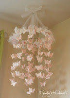 Butterfly Chandelier Tutorial